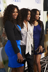 """""""Think Like a Man"""" PremiereSerena Williams, Kelly Rowland, Michelle Williams2-9-2012 / Arclight Cinerama Dome / Screen Gems / Hollywood CA / Photo by Kevin Kozicki - Image 24170_0244"""