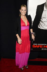 """""""Safe House"""" PremiereMolly Sims2-7-2012 / SVA Theater / Universal Pictures / New York NY / Photo by Eric Reichbaum - Image 24172_0069"""