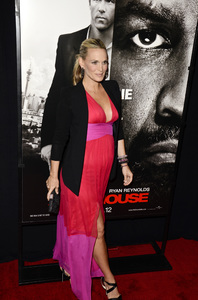 """Safe House"" PremiereMolly Sims2-7-2012 / SVA Theater / Universal Pictures / New York NY / Photo by Eric Reichbaum - Image 24172_0072"