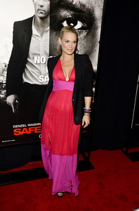 """""""Safe House"""" PremiereMolly Sims2-7-2012 / SVA Theater / Universal Pictures / New York NY / Photo by Eric Reichbaum - Image 24172_0075"""