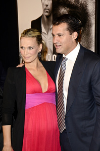 """Safe House"" PremiereMolly Sims,  Scott Stuber2-7-2012 / SVA Theater / Universal Pictures / New York NY / Photo by Eric Reichbaum - Image 24172_0090"