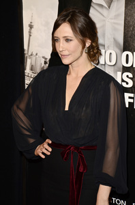 """Safe House"" PremiereVera Farmiga2-7-2012 / SVA Theater / Universal Pictures / New York NY / Photo by Eric Reichbaum - Image 24172_0094"