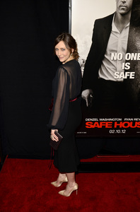 """Safe House"" PremiereVera Farmiga2-7-2012 / SVA Theater / Universal Pictures / New York NY / Photo by Eric Reichbaum - Image 24172_0107"