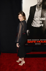 """Safe House"" PremiereVera Farmiga2-7-2012 / SVA Theater / Universal Pictures / New York NY / Photo by Eric Reichbaum - Image 24172_0108"