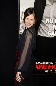 """Safe House"" PremiereVera Farmiga2-7-2012 / SVA Theater / Universal Pictures / New York NY / Photo by Eric Reichbaum - Image 24172_0109"