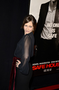 """Safe House"" PremiereVera Farmiga2-7-2012 / SVA Theater / Universal Pictures / New York NY / Photo by Eric Reichbaum - Image 24172_0115"