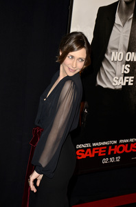 """Safe House"" PremiereVera Farmiga2-7-2012 / SVA Theater / Universal Pictures / New York NY / Photo by Eric Reichbaum - Image 24172_0117"