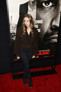 """Safe House"" PremiereTaissa Farmiga2-7-2012 / SVA Theater / Universal Pictures / New York NY / Photo by Eric Reichbaum - Image 24172_0141"