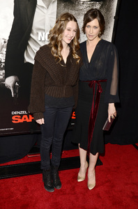"""Safe House"" PremiereTaissa Farmiga, Vera Farmiga2-7-2012 / SVA Theater / Universal Pictures / New York NY / Photo by Eric Reichbaum - Image 24172_0143"