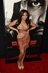 """Safe House"" PremiereAshanti2-7-2012 / SVA Theater / Universal Pictures / New York NY / Photo by Eric Reichbaum - Image 24172_0158"