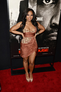 """""""Safe House"""" PremiereAshanti2-7-2012 / SVA Theater / Universal Pictures / New York NY / Photo by Eric Reichbaum - Image 24172_0162"""