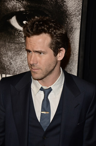 """""""Safe House"""" PremiereRyan Reynolds2-7-2012 / SVA Theater / Universal Pictures / New York NY / Photo by Eric Reichbaum - Image 24172_0259"""
