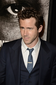 """""""Safe House"""" PremiereRyan Reynolds2-7-2012 / SVA Theater / Universal Pictures / New York NY / Photo by Eric Reichbaum - Image 24172_0262"""