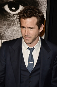 """""""Safe House"""" PremiereRyan Reynolds2-7-2012 / SVA Theater / Universal Pictures / New York NY / Photo by Eric Reichbaum - Image 24172_0263"""
