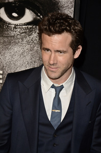 """""""Safe House"""" PremiereRyan Reynolds2-7-2012 / SVA Theater / Universal Pictures / New York NY / Photo by Eric Reichbaum - Image 24172_0264"""
