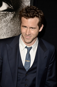 """""""Safe House"""" PremiereRyan Reynolds2-7-2012 / SVA Theater / Universal Pictures / New York NY / Photo by Eric Reichbaum - Image 24172_0265"""
