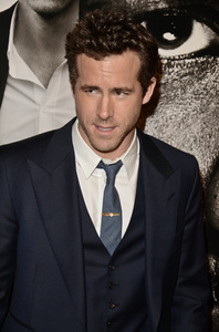 """""""Safe House"""" PremiereRyan Reynolds2-7-2012 / SVA Theater / Universal Pictures / New York NY / Photo by Eric Reichbaum - Image 24172_0274"""
