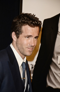 """""""Safe House"""" PremiereRyan Reynolds2-7-2012 / SVA Theater / Universal Pictures / New York NY / Photo by Eric Reichbaum - Image 24172_0279"""