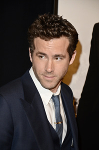 """""""Safe House"""" PremiereRyan Reynolds2-7-2012 / SVA Theater / Universal Pictures / New York NY / Photo by Eric Reichbaum - Image 24172_0280"""