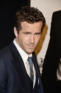 """Safe House"" PremiereRyan Reynolds2-7-2012 / SVA Theater / Universal Pictures / New York NY / Photo by Eric Reichbaum - Image 24172_0281"