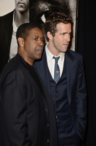 """Safe House"" PremiereDenzel Washington, Ryan Reynolds2-7-2012 / SVA Theater / Universal Pictures / New York NY / Photo by Eric Reichbaum - Image 24172_0311"