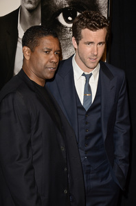 """Safe House"" PremiereDenzel Washington, Ryan Reynolds2-7-2012 / SVA Theater / Universal Pictures / New York NY / Photo by Eric Reichbaum - Image 24172_0320"