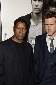 """Safe House"" PremiereDenzel Washington, Ryan Reynolds2-7-2012 / SVA Theater / Universal Pictures / New York NY / Photo by Eric Reichbaum - Image 24172_0331"
