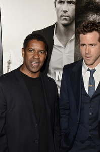 """Safe House"" PremiereDenzel Washington, Ryan Reynolds2-7-2012 / SVA Theater / Universal Pictures / New York NY / Photo by Eric Reichbaum - Image 24172_0332"