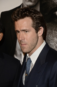 """""""Safe House"""" PremiereRyan Reynolds2-7-2012 / SVA Theater / Universal Pictures / New York NY / Photo by Eric Reichbaum - Image 24172_0338"""