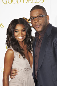 """Good Deeds"" PremiereTyler Perry, Gabrielle Union2-14-2012 / Regal Cinemas L.A. Live Stadium 14 / Lionsgate / Los Angeles CA / Photo by Kevin Kozicki - Image 24179_0037"