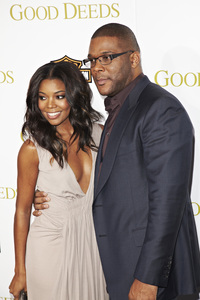 """Good Deeds"" PremiereTyler Perry, Gabrielle Union2-14-2012 / Regal Cinemas L.A. Live Stadium 14 / Lionsgate / Los Angeles CA / Photo by Kevin Kozicki - Image 24179_0039"