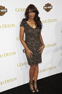 """Good Deeds"" PremiereBeverly Johnson2-14-2012 / Regal Cinemas L.A. Live Stadium 14 / Lionsgate / Los Angeles CA / Photo by Kevin Kozicki - Image 24179_0044"