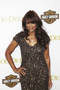 """Good Deeds"" PremiereBeverly Johnson2-14-2012 / Regal Cinemas L.A. Live Stadium 14 / Lionsgate / Los Angeles CA / Photo by Kevin Kozicki - Image 24179_0045"