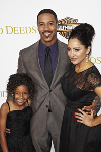 """Good Deeds"" PremiereBrian White, Jordenn Thompson2-14-2012 / Regal Cinemas L.A. Live Stadium 14 / Lionsgate / Los Angeles CA / Photo by Kevin Kozicki - Image 24179_0080"