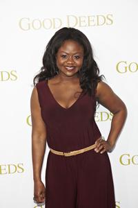"""Good Deeds"" PremiereHope Olaide Wilson2-14-2012 / Regal Cinemas L.A. Live Stadium 14 / Lionsgate / Los Angeles CA / Photo by Kevin Kozicki - Image 24179_0092"