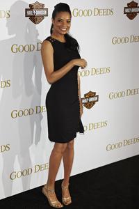 """Good Deeds"" PremiereRochelle Aytes2-14-2012 / Regal Cinemas L.A. Live Stadium 14 / Lionsgate / Los Angeles CA / Photo by Kevin Kozicki - Image 24179_0107"