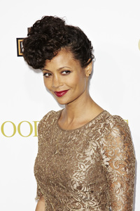 """Good Deeds"" PremiereThandie Newton2-14-2012 / Regal Cinemas L.A. Live Stadium 14 / Lionsgate / Los Angeles CA / Photo by Kevin Kozicki - Image 24179_0117"