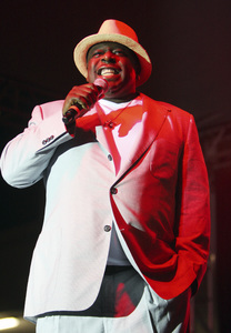 Cedric the Entertainer performing at the Baldwin Hills Crenshaw Mall in Los Angeles2011© 2011 Michael Jones - Image 24182_0001
