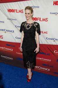"""Game Change"" PremiereSarah Paulson3-7-2012 / Ziegfeld Theater / HBO / New York NY / Photo by Eric Reichbaum - Image 24183_0053"