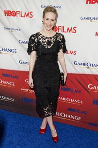 """""""Game Change"""" PremiereSarah Paulson3-7-2012 / Ziegfeld Theater / HBO / New York NY / Photo by Eric Reichbaum - Image 24183_0057"""