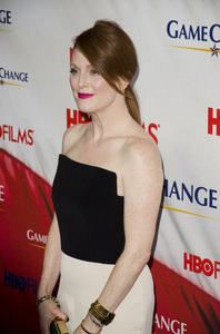"""""""Game Change"""" PremiereJulianne Moore3-7-2012 / Ziegfeld Theater / HBO / New York NY / Photo by Eric Reichbaum - Image 24183_0084"""