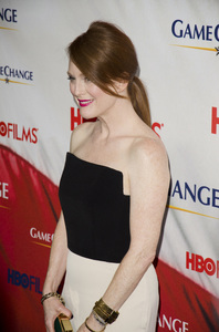"""Game Change"" PremiereJulianne Moore3-7-2012 / Ziegfeld Theater / HBO / New York NY / Photo by Eric Reichbaum - Image 24183_0089"
