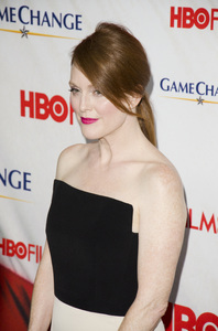 """Game Change"" PremiereJulianne Moore3-7-2012 / Ziegfeld Theater / HBO / New York NY / Photo by Eric Reichbaum - Image 24183_0093"