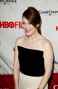 """""""Game Change"""" PremiereJulianne Moore3-7-2012 / Ziegfeld Theater / HBO / New York NY / Photo by Eric Reichbaum - Image 24183_0096"""