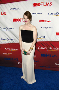 """""""Game Change"""" PremiereJulianne Moore3-7-2012 / Ziegfeld Theater / HBO / New York NY / Photo by Eric Reichbaum - Image 24183_0101"""