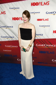 """Game Change"" PremiereJulianne Moore3-7-2012 / Ziegfeld Theater / HBO / New York NY / Photo by Eric Reichbaum - Image 24183_0102"