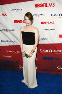 """""""Game Change"""" PremiereJulianne Moore3-7-2012 / Ziegfeld Theater / HBO / New York NY / Photo by Eric Reichbaum - Image 24183_0104"""