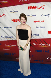 """""""Game Change"""" PremiereJulianne Moore3-7-2012 / Ziegfeld Theater / HBO / New York NY / Photo by Eric Reichbaum - Image 24183_0106"""