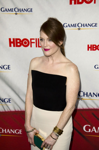 """""""Game Change"""" PremiereJulianne Moore3-7-2012 / Ziegfeld Theater / HBO / New York NY / Photo by Eric Reichbaum - Image 24183_0111"""