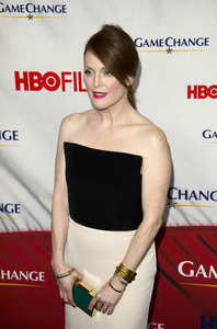 """""""Game Change"""" PremiereJulianne Moore3-7-2012 / Ziegfeld Theater / HBO / New York NY / Photo by Eric Reichbaum - Image 24183_0114"""